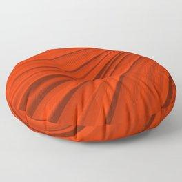 Renaissance Red Floor Pillow