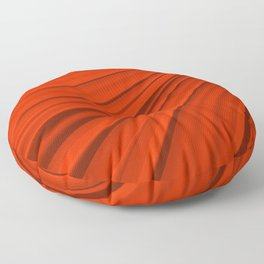 Renaissance Red Floor Pillow