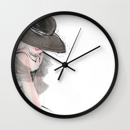 Ladies Day Wall Clock