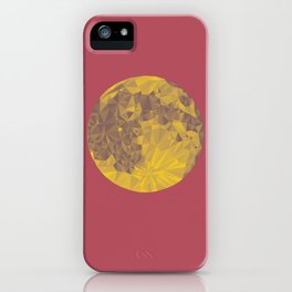 Chinese Mid-Autumn Festival Moon Cake Print iPhone Case
