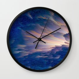 Fractus  Wall Clock