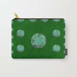Symbols of Magick Carry-All Pouch