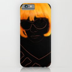 Elly Orange Slim Case iPhone 6s