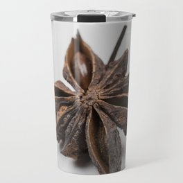 star anise - spice Travel Mug