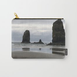Cannon Beach Mystical Rocks Carry-All Pouch
