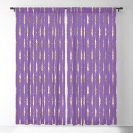 old violet great coat. Blackout Curtain