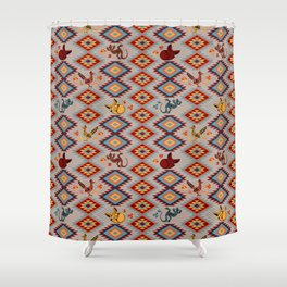 Desert World Shower Curtain