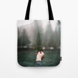 Northwest Fern Tote Bag