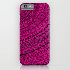 Hot Pink Pulse o4. iPhone 6s Slim Case