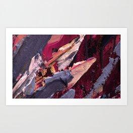 Assault Art Print
