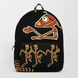 Black Africa Backpack