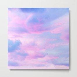 Clouds Series 4 Metal Print