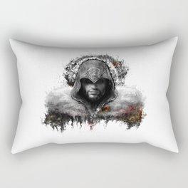 assassins creed ezio auditore Rectangular Pillow