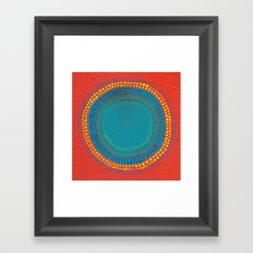 Dotto 25 Framed Art Print