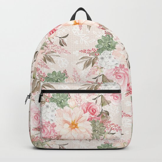 Spring is in the air #20 Backpack