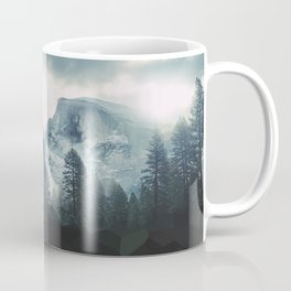 Cross Mountains Coffee Mug