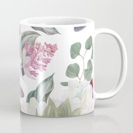 tropical pattern Coffee Mug