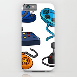 Video Game  Controls iPhone Case