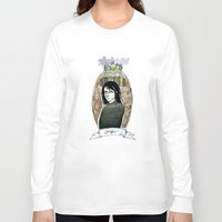 snape Long Sleeve T-shirts featuring snape by hille
