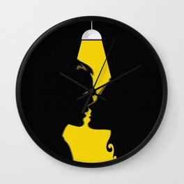 Where There's Love Wall Clock