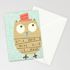 Mr.Hooti Stationery Cards