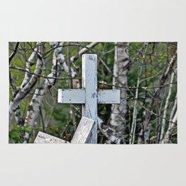 Crossed Crosses Rug