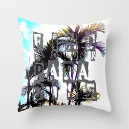 Paradise Throw Pillow