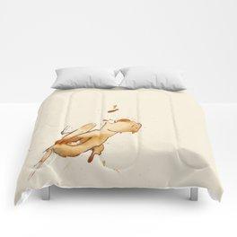 #coffeemonsters 500 Comforters