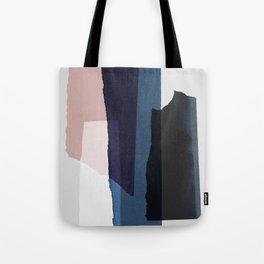 Pieces 3 Tote Bag