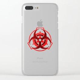 SCP: Biohazard Clear iPhone Case