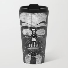 Darth Vader Gentleman Metal Travel Mug