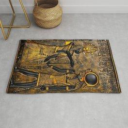 Egyptian Gods Rug