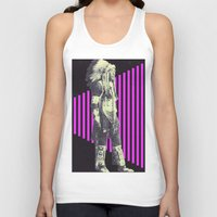 indian Tank Tops featuring Indian by Robert Cooper