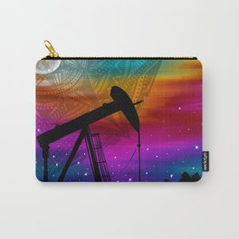 Pumpjack- Oilfield Strong Carry-All Pouch