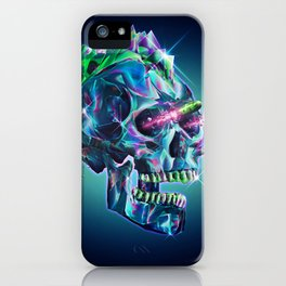 Diamond Mohawk II iPhone Case