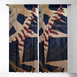 As American as.... Blackout Curtain