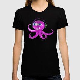 DJ Octopus T-shirt