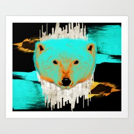 Anything Project Art Print