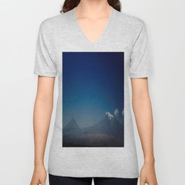 Ararat Mountain  Unisex V-Neck