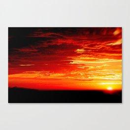 Walu Canvas Print