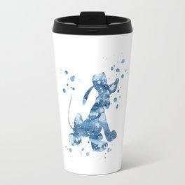 Pluto Disneys Travel Mug