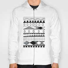 Rivers & Robots Pattern Hoody
