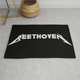 Beethoven Metal Rug