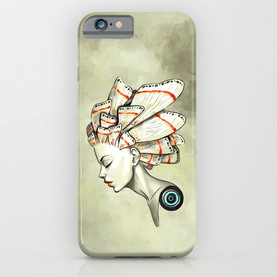 Moth 2 iPhone & iPod Case