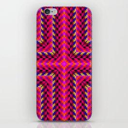 Pink iPhone Skin