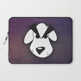 Peeved Pup Laptop Sleeve