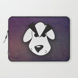 Peeved Pup Laptop Sleeve