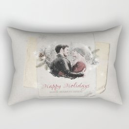 OUAT HAPPY HOLIDAYS // Captain Swan Rectangular Pillow