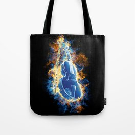 violin, fiddle Tote Bag