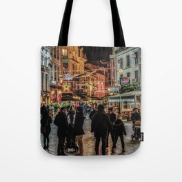 Light in the Night Tote Bag